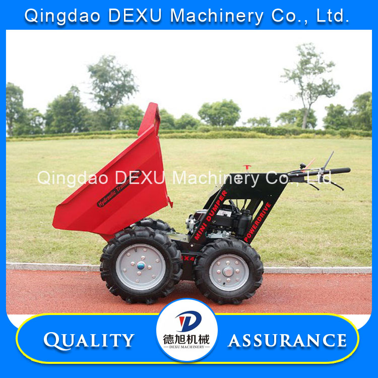 DX350 Hydraulic pump stepless speed changes power barrow